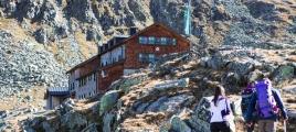 Wanderung zur Zittauer Hütte