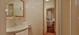 Badezimmer Hotel Glockenstuhl in Gerlos