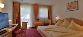 Doppelzimmer Typ A Hotel Glockenstuhl in Gerlos
