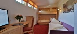 Kinderzimmer Studio I Hotel Glockenstuhl in Gerlos