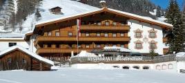 Hotel Glockenstuhl in Gerlos im Winter