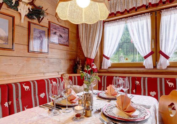 Glockenstuhl Gerlos Restaurant