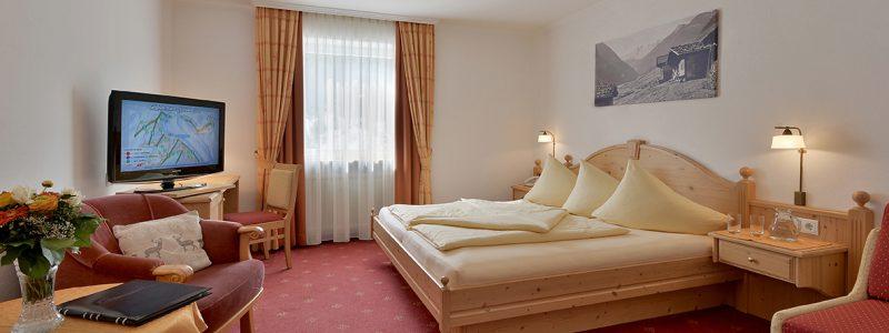 Zimmer Studio II Hotel Glockenstuhl in Gerlos