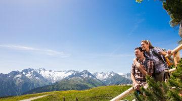Wandern in der Zillertal Arena mit der Berg aktiv Pauschale für 7 Tage