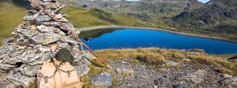 Wandern mit dem Berg aktiv Programm in der Zillertal Arena