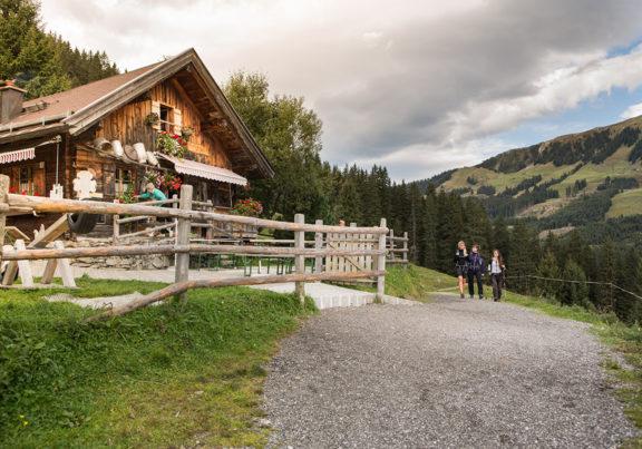 Wandern in der Zillertal Arena