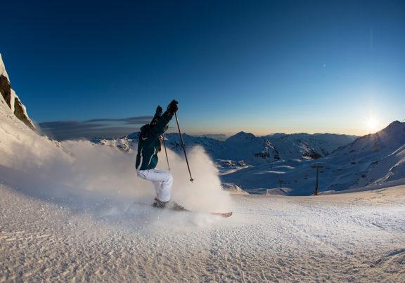 Skifahren in Gerlos im Zillertal