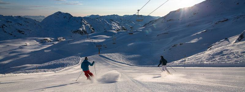 Superskiwoche Skitag in der Zillertal Arena