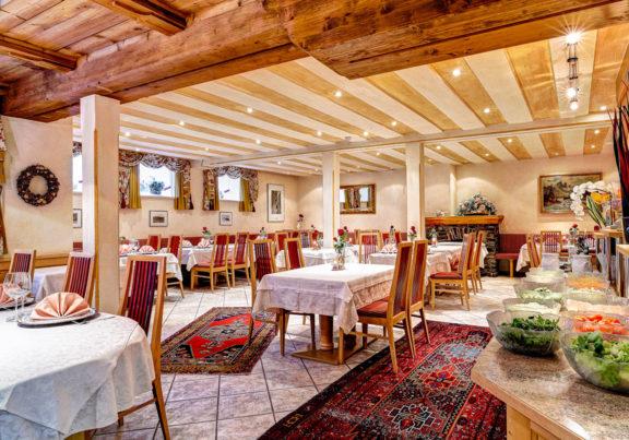 Restaurant Hotel Glockenstuhl in Gerlos
