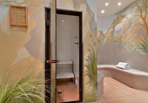 Sauna Hotel Glockenstuhl in Gerlos